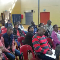 PEDI hosts informal traders meeting